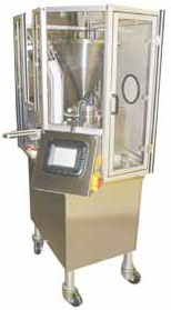Rotary Cup Filler Sealer Packaging Machine